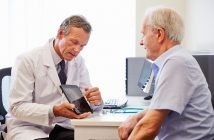 Doctor consulting with erectile dysfunction patient