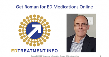 Get Roman for ED Medications Online